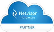 Automatisoitu taloushallinto Netvisor Tilitoimisto